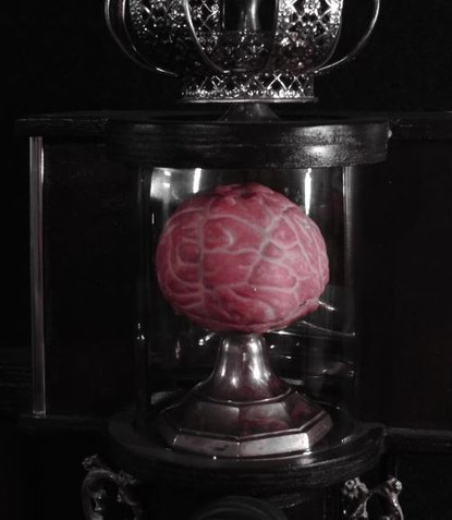 brain of Nikola Tesla